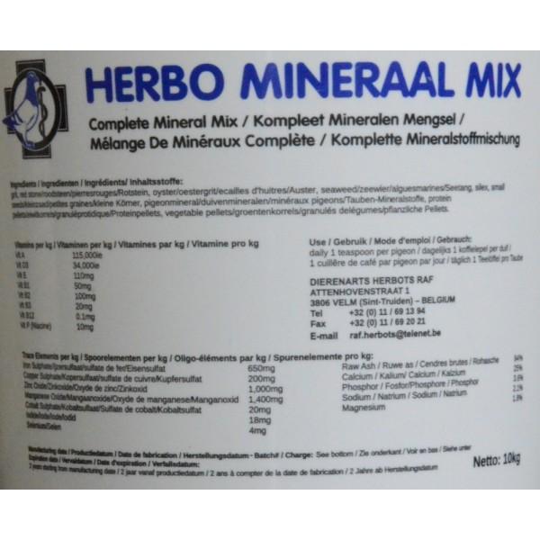 Herbo Mineraal Mix
